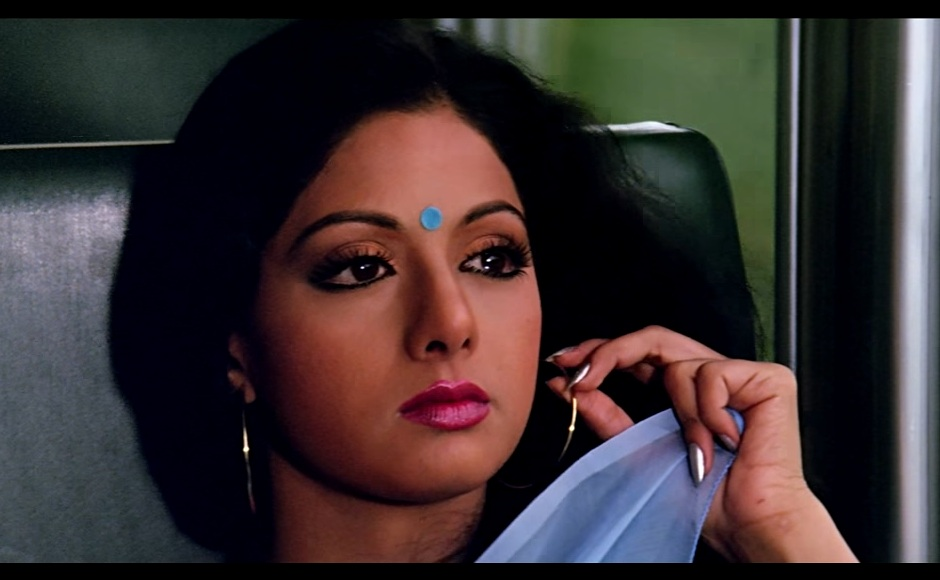 Timeless Look – A tribute to Sridevi, our Chandni
